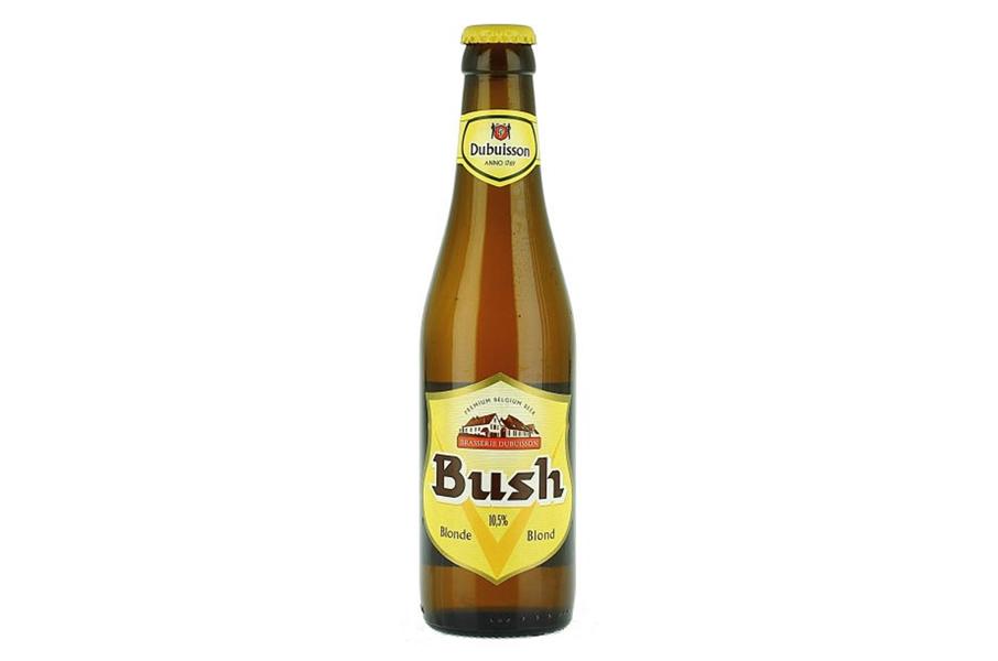 bush-blonde