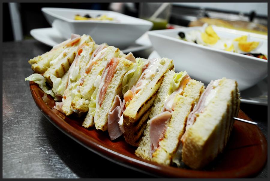 double-sandwich