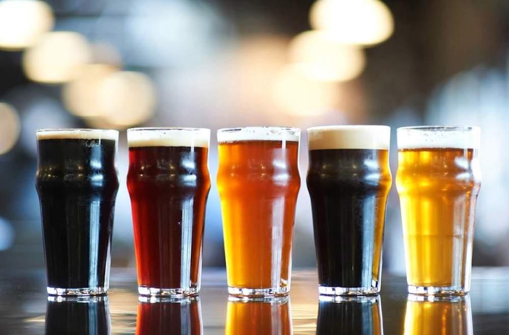 real ale birra calda