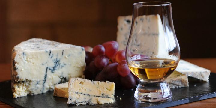 abbinamenti whisky cibo